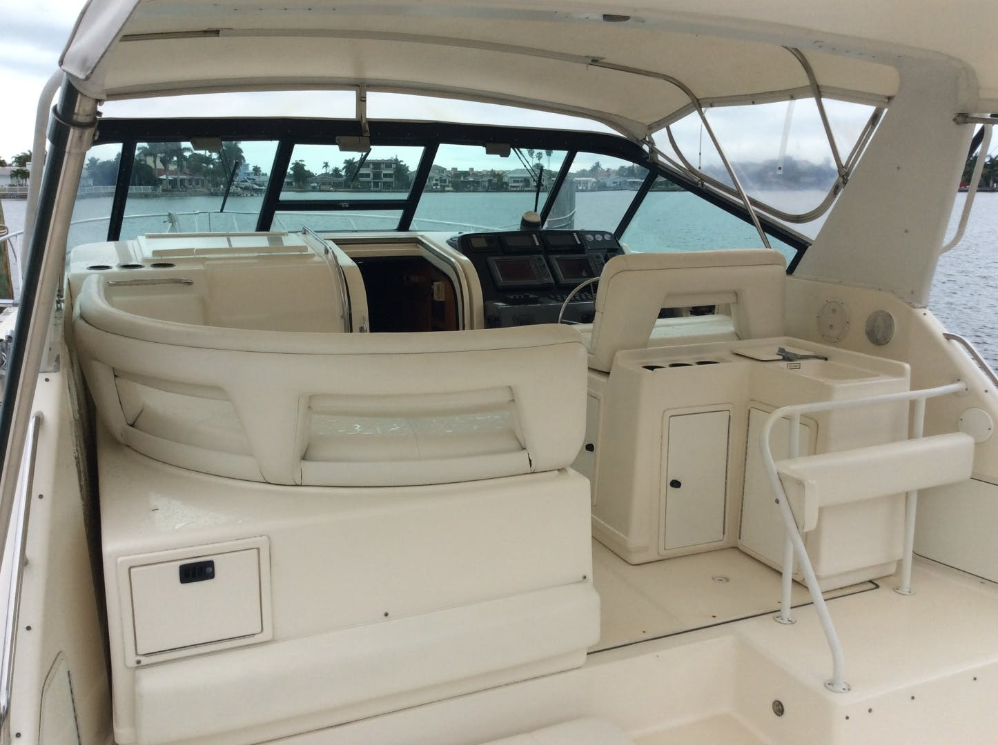 1997 Tiara Yachts 43' 4300 Open  | Picture 8 of 27