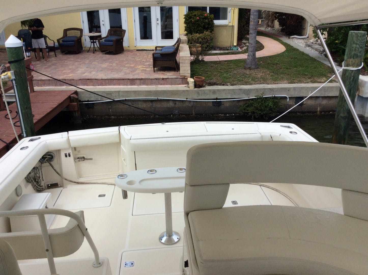 1997 Tiara Yachts 43' 4300 Open  | Picture 2 of 27