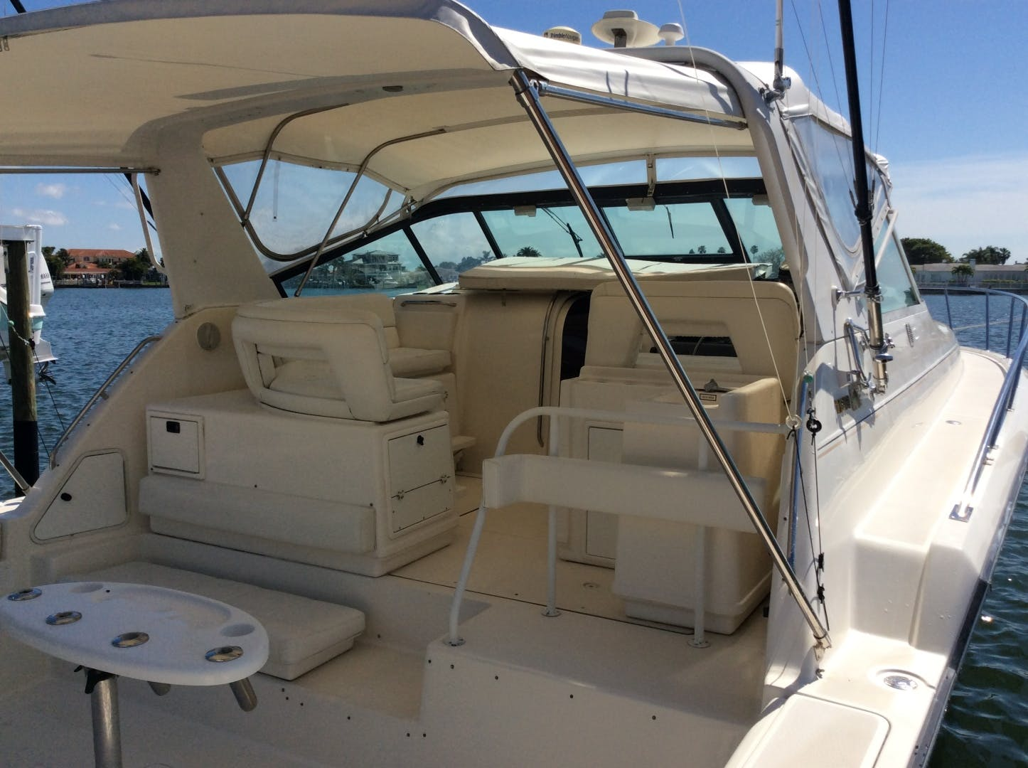 1997 Tiara Yachts 43' 4300 Open  | Picture 7 of 27