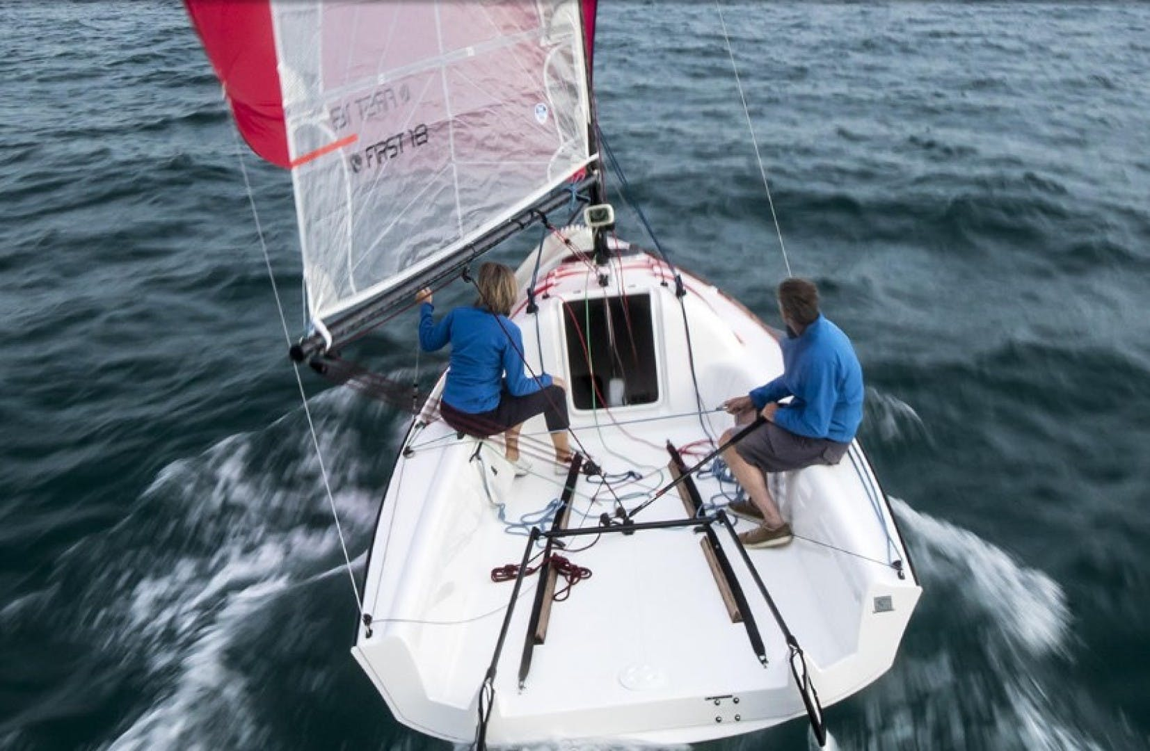 2019 Beneteau 18' First 18 In Stock   Austin | Picture 5 of 16