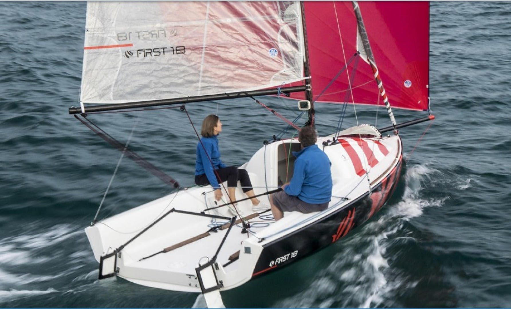 2019 Beneteau 18' First 18 In Stock   Austin | Picture 7 of 16