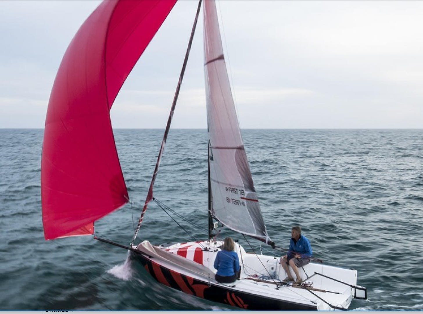 2019 Beneteau 18' First 18 In Stock   Austin | Picture 6 of 16