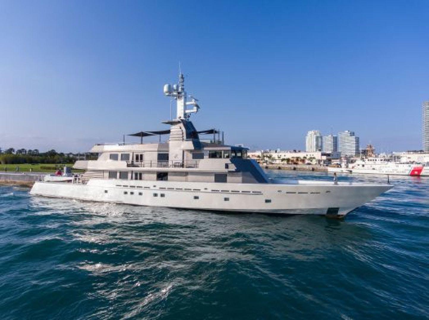 2004 Oceanfast 174' Custom Superyacht MIZU | Picture 1 of 148
