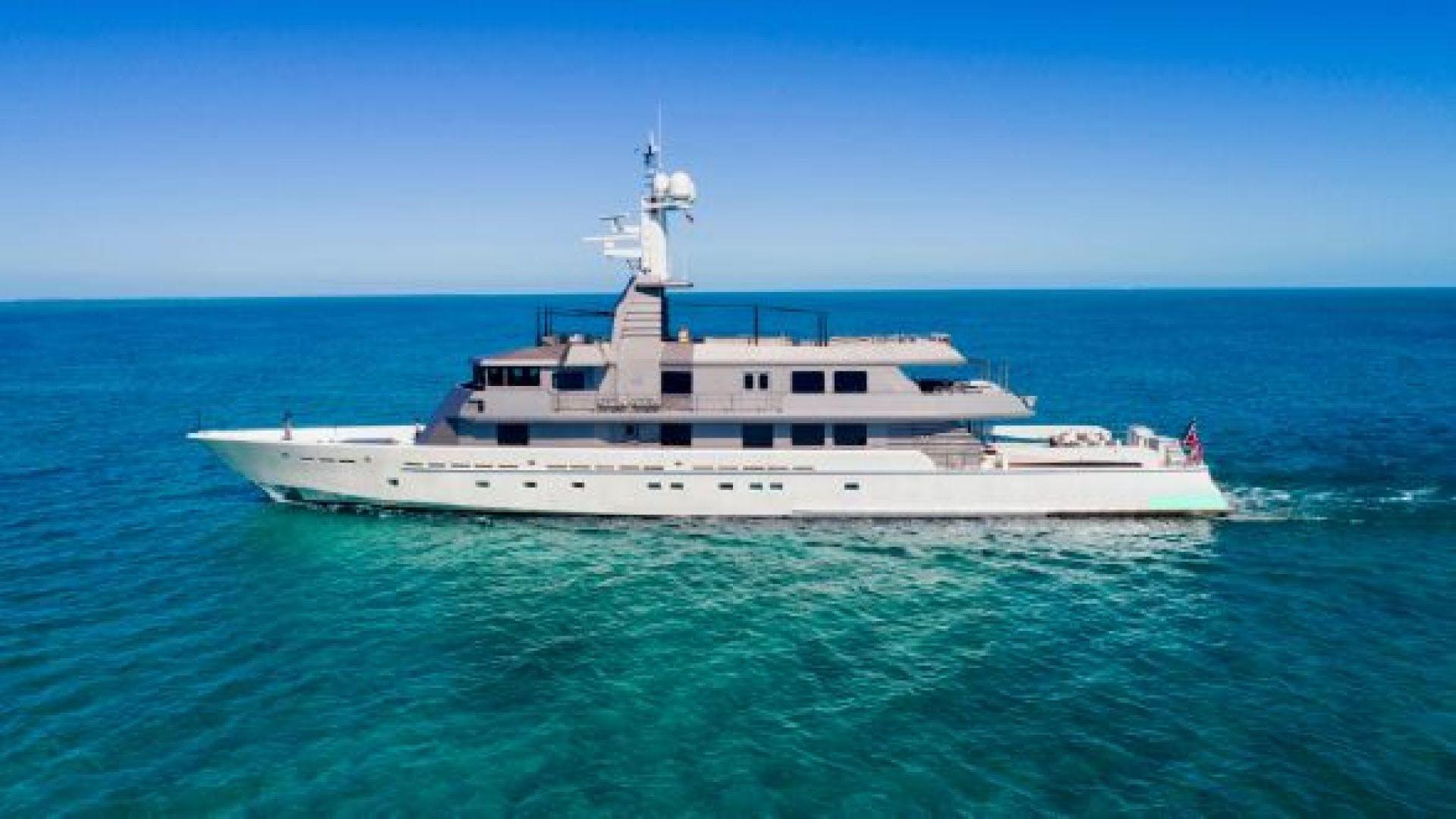 2004 Oceanfast 174' Custom Superyacht MIZU | Picture 5 of 148