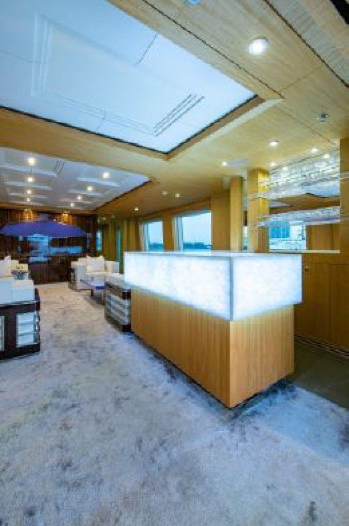 2004 Oceanfast 174' Custom Superyacht MIZU | Picture 7 of 148