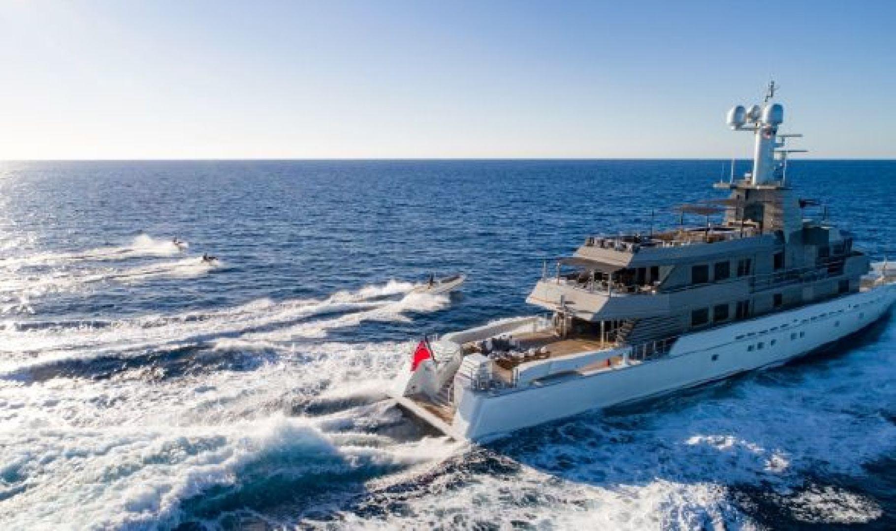 2004 Oceanfast 174' Custom Superyacht MIZU | Picture 4 of 148