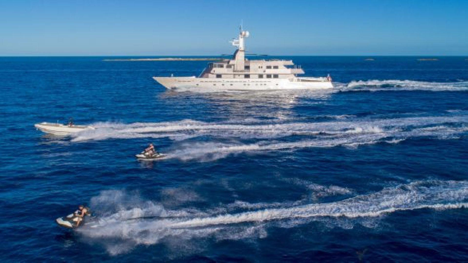 2004 Oceanfast 174' Custom Superyacht MIZU | Picture 6 of 148