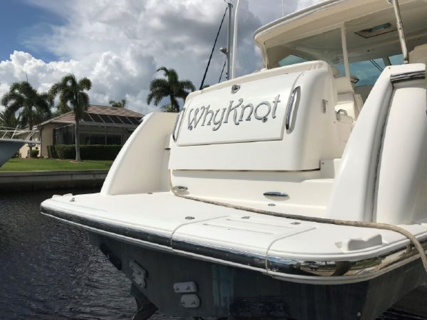 2007 Tiara Yachts 39' Sovran WHY KNOT | Picture 5 of 45