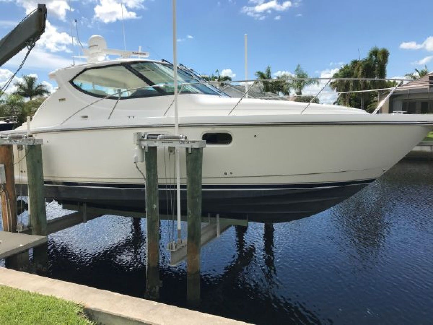2007 Tiara Yachts 39' Sovran WHY KNOT | Picture 1 of 45