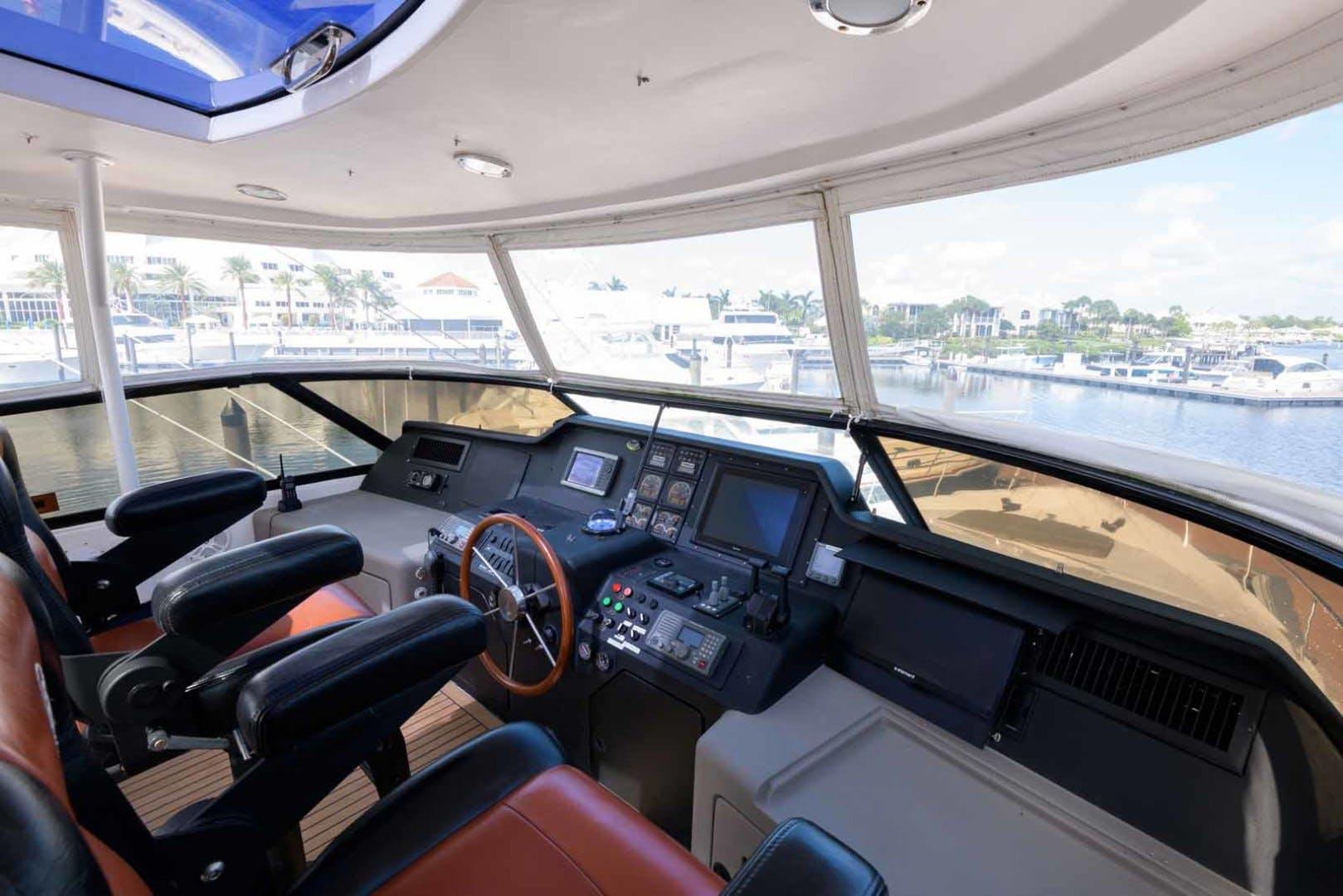 2000 Neptunus 65' Flybridge Motor Yacht PARDI PRINCESS   Picture 1 of 90