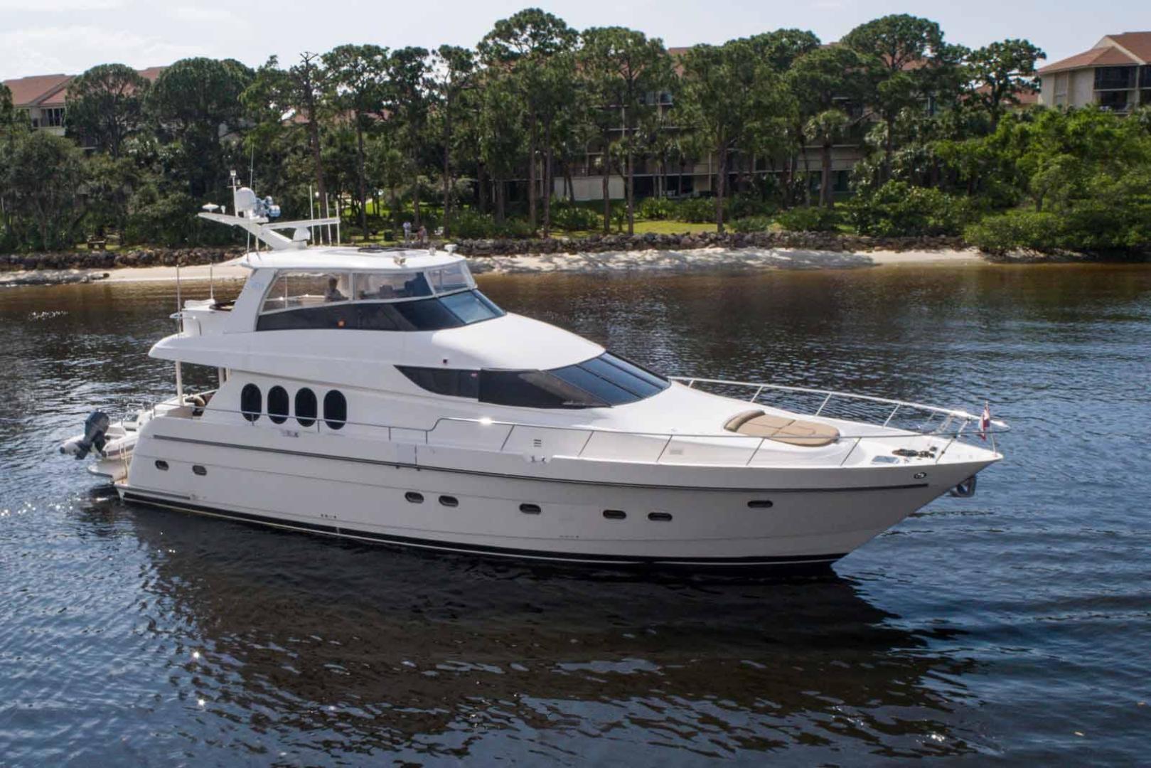 """2000 Neptunus 65' Flybridge Motor Yacht """"PARDI PRINCESS"""""""