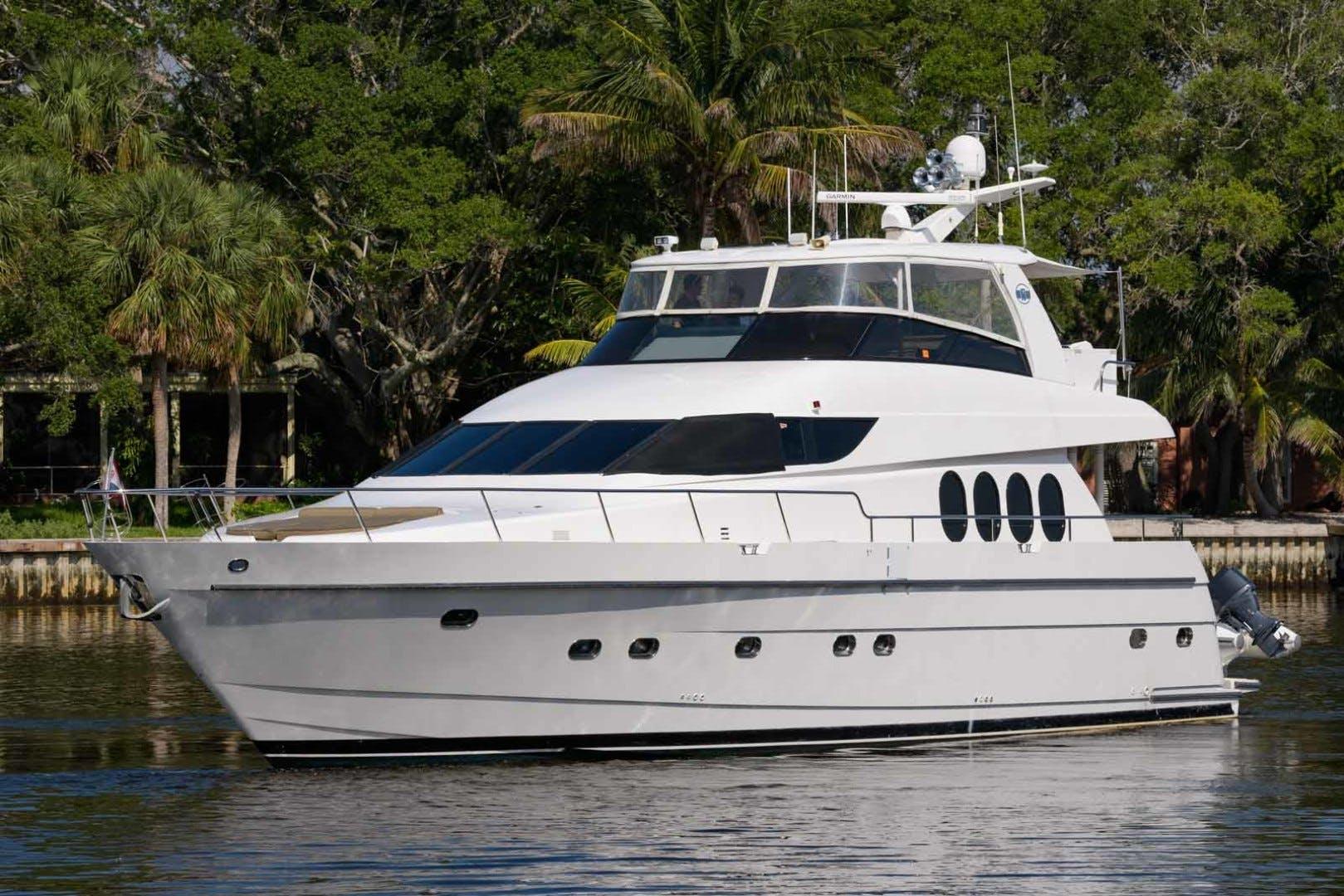 2000 Neptunus 65' Flybridge Motor Yacht PARDI PRINCESS   Picture 2 of 90