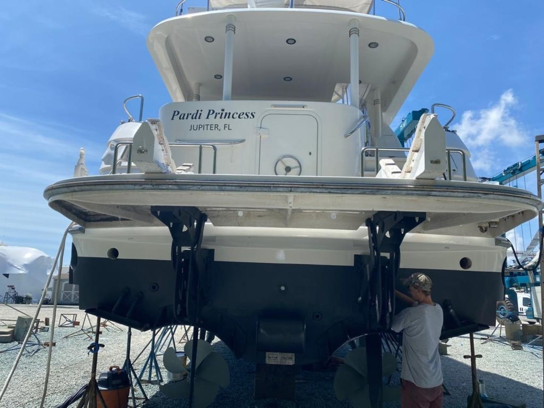 2000 Neptunus 65' Flybridge Motor Yacht PARDI PRINCESS   Picture 8 of 90