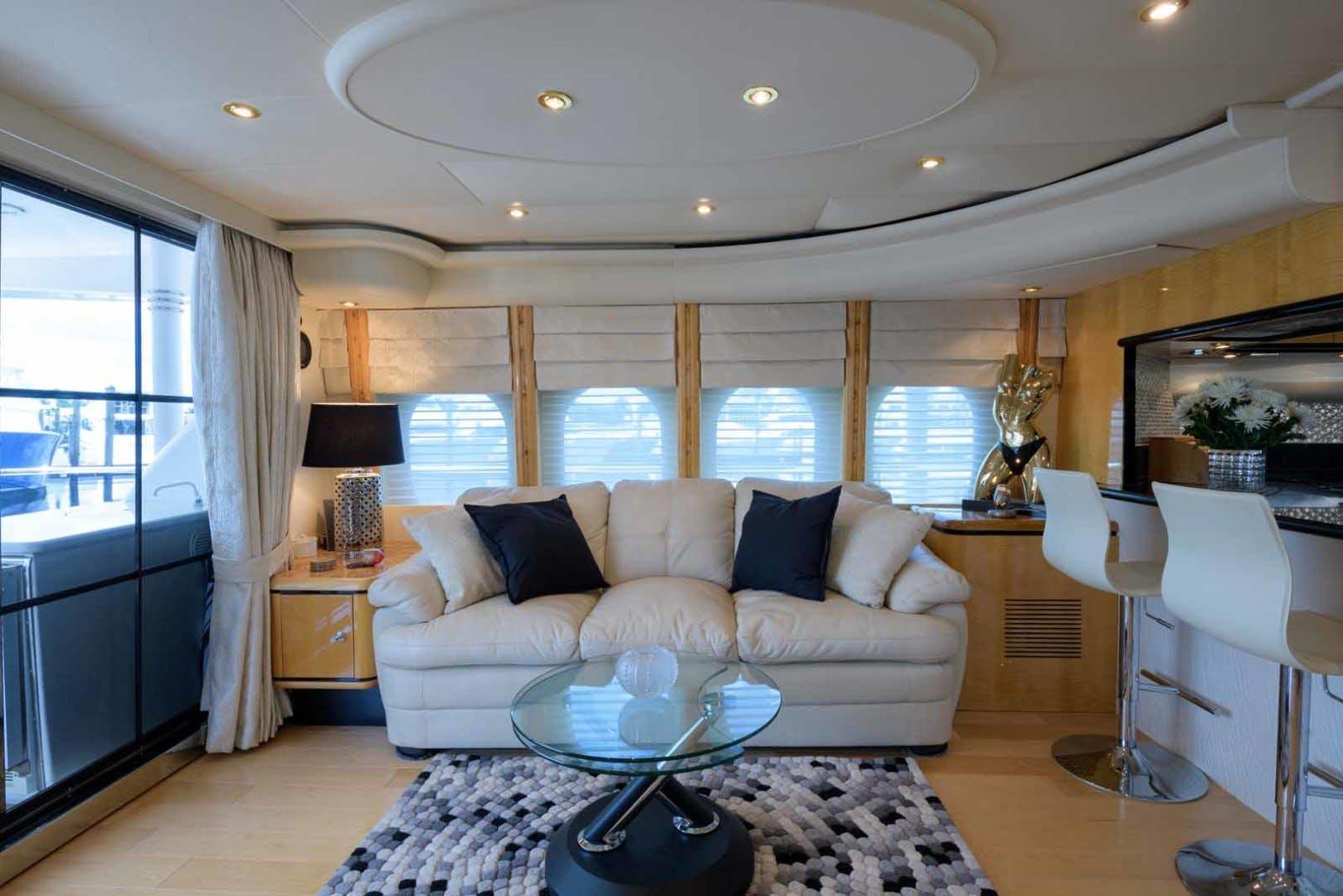 2000 Neptunus 65' Flybridge Motor Yacht PARDI PRINCESS   Picture 3 of 90