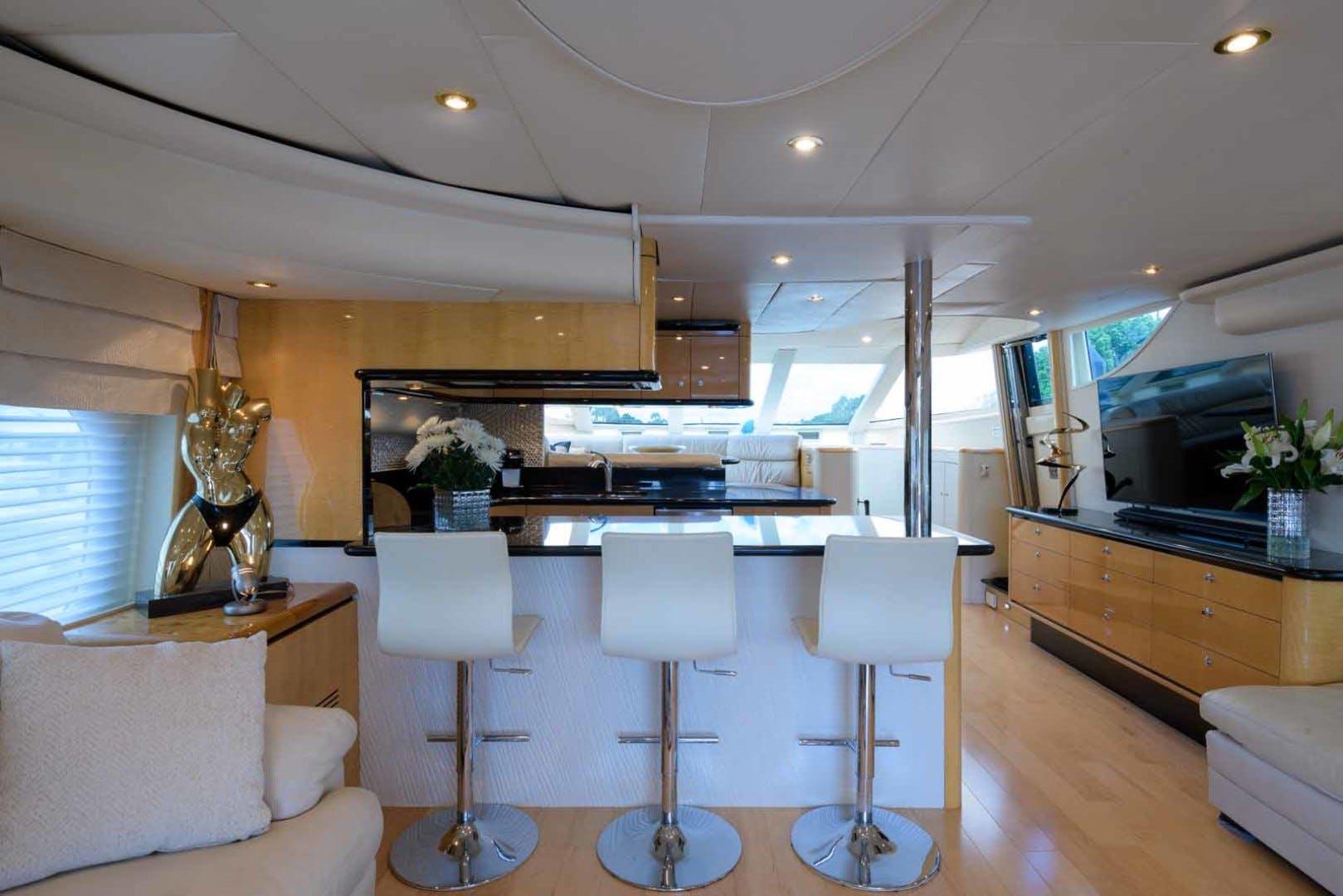 2000 Neptunus 65' Flybridge Motor Yacht PARDI PRINCESS   Picture 6 of 90