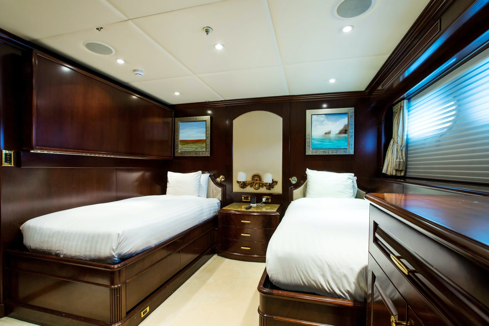 2005 Trinity Yachts 180'  MUSTIQUE | Picture 2 of 55