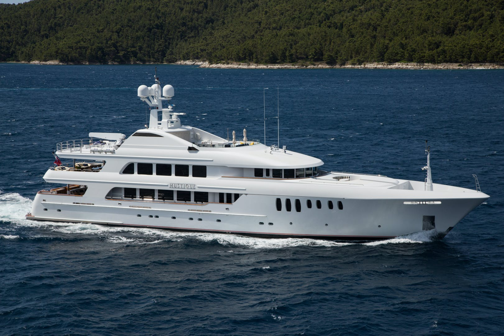 2005 Trinity Yachts 180'  MUSTIQUE | Picture 1 of 55