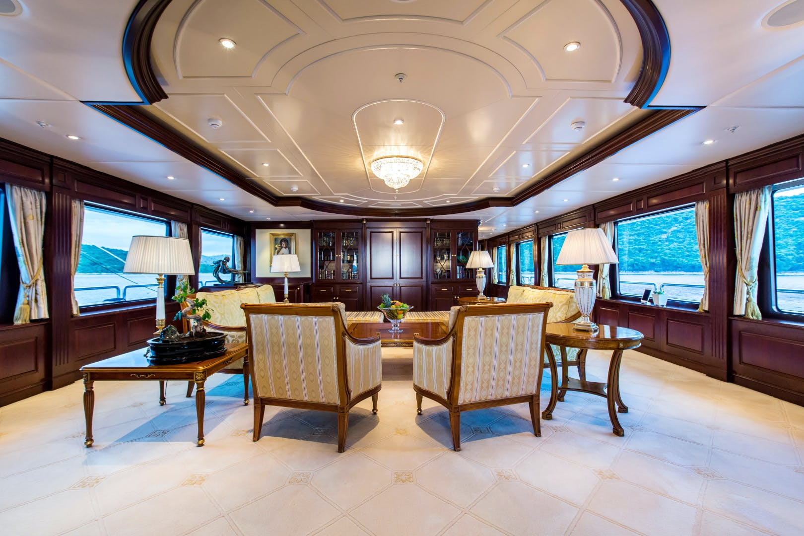 2005 Trinity Yachts 180'  MUSTIQUE | Picture 6 of 55