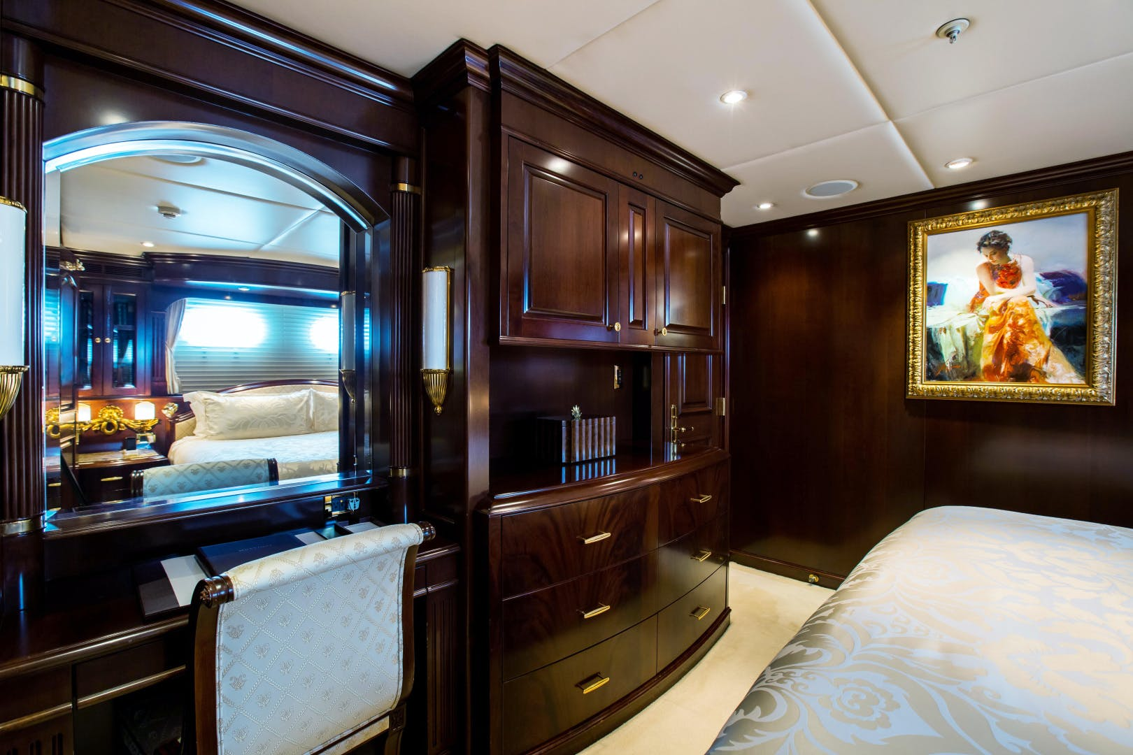2005 Trinity Yachts 180'  MUSTIQUE | Picture 4 of 55