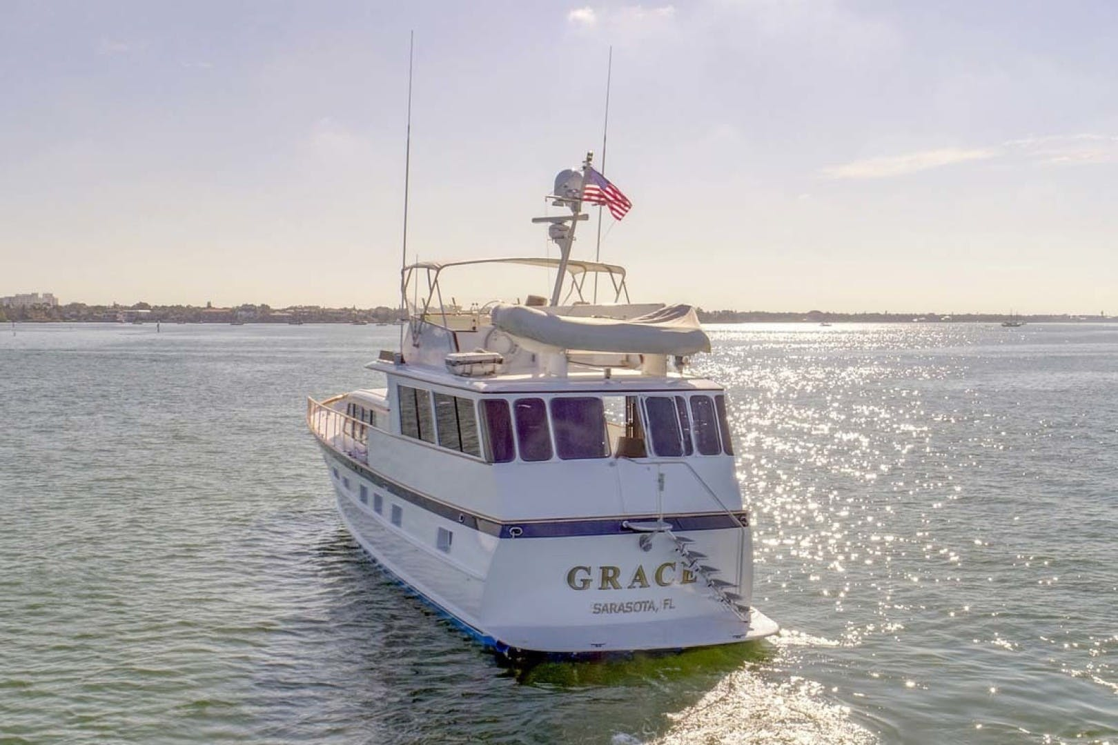 1968 Burger 64' 64 Motor Yacht Grace | Picture 3 of 33