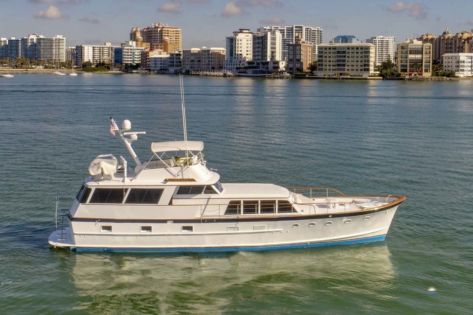 1968 Burger 64' 64 Motor Yacht Grace | Picture 1 of 33
