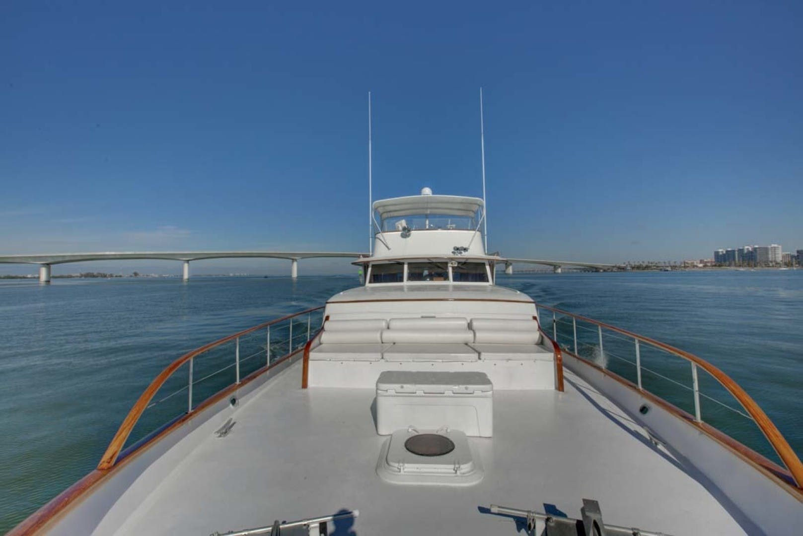 1968 Burger 64' 64 Motor Yacht Grace | Picture 4 of 33