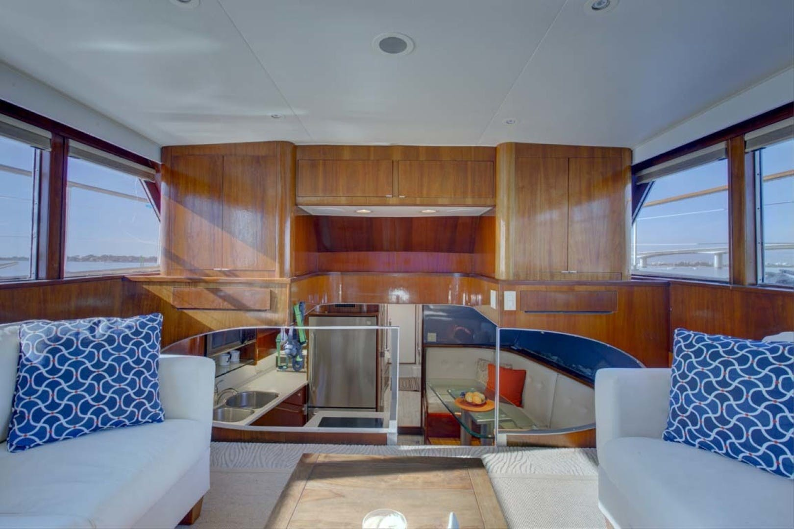 1968 Burger 64' 64 Motor Yacht Grace | Picture 8 of 33