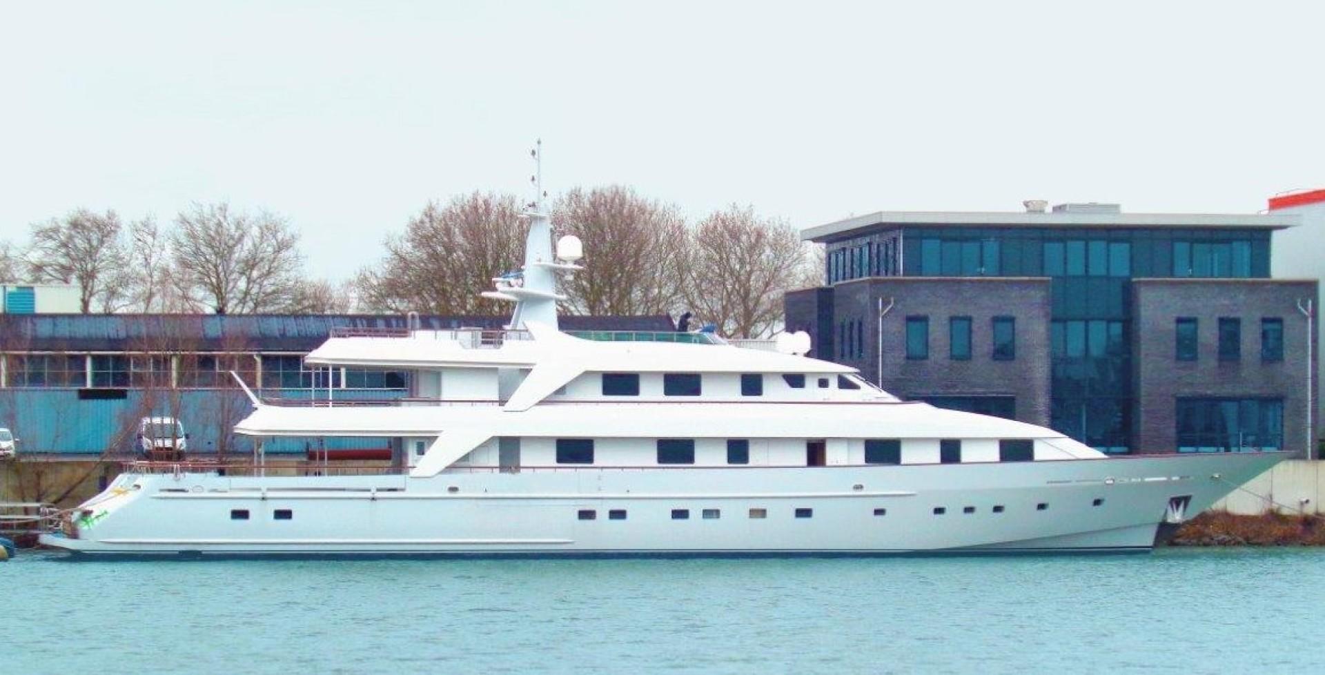 """1994 Oceanco 162' Oceanco 50m """"ANNA J"""""""