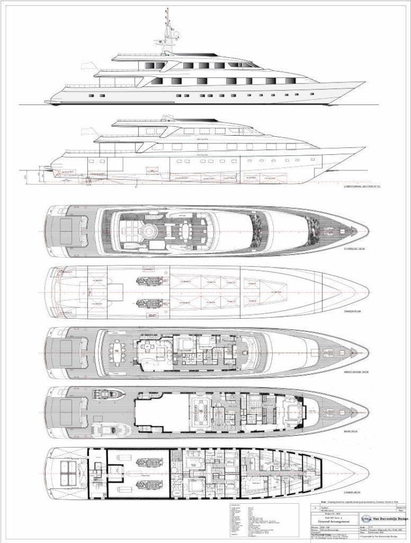 1994 Oceanco 162' Oceanco 50m ANNA J | Picture 2 of 18