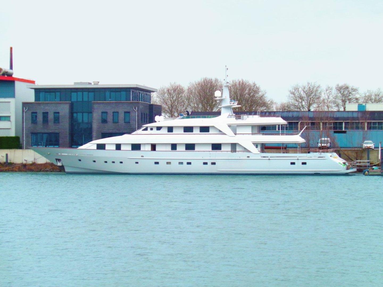 162' Oceanco 1994 Oceanco 50m ANNA J