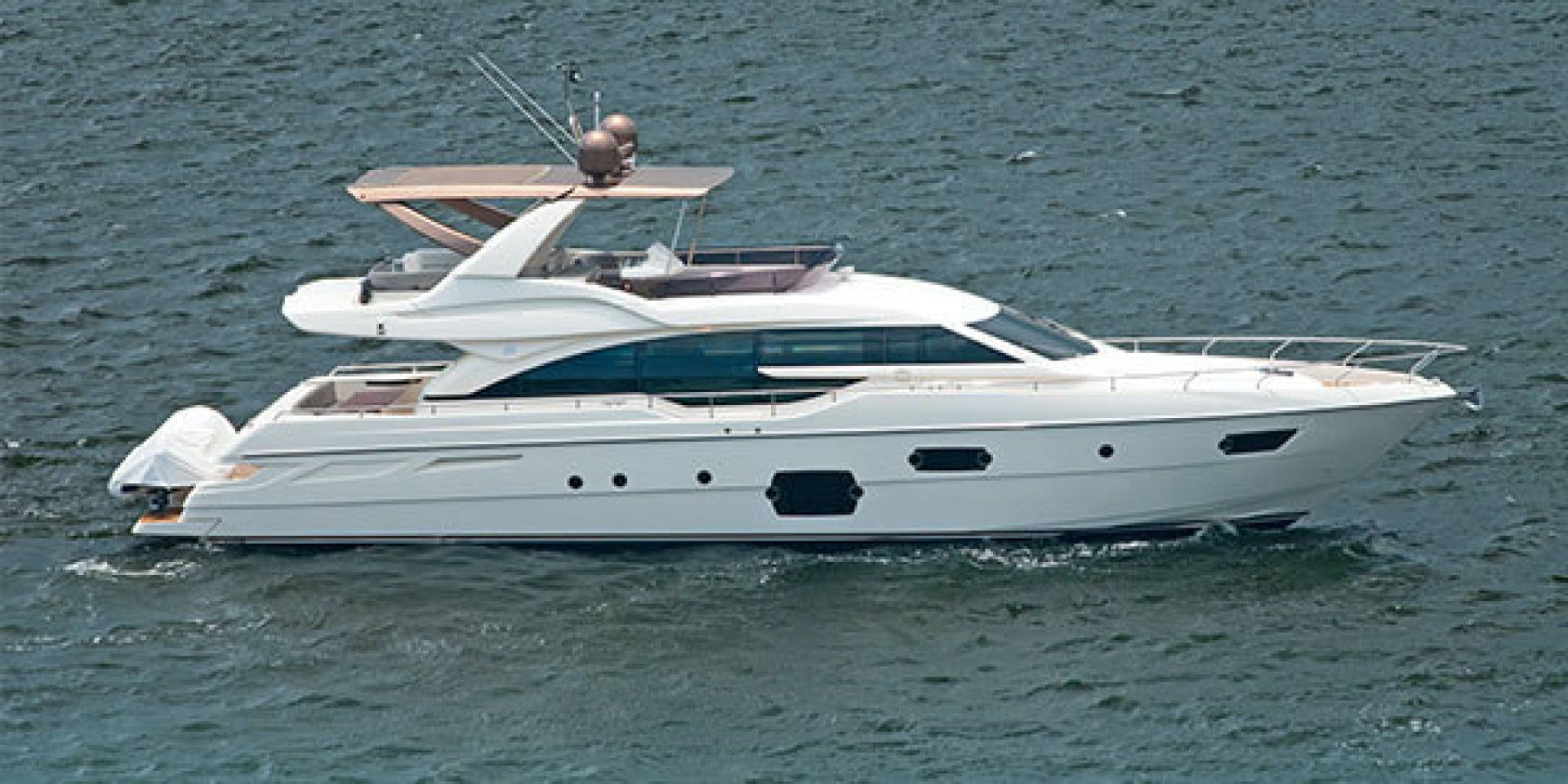 2015 Ferretti Yachts 69' 690 Blue Abalone   Picture 3 of 32