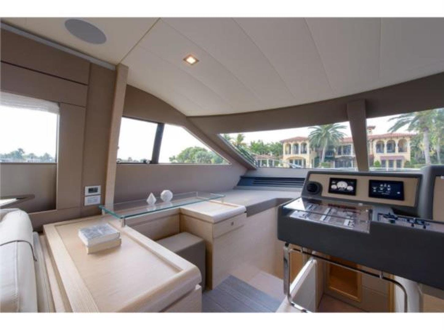 2015 Ferretti Yachts 69' 690 Blue Abalone   Picture 6 of 32