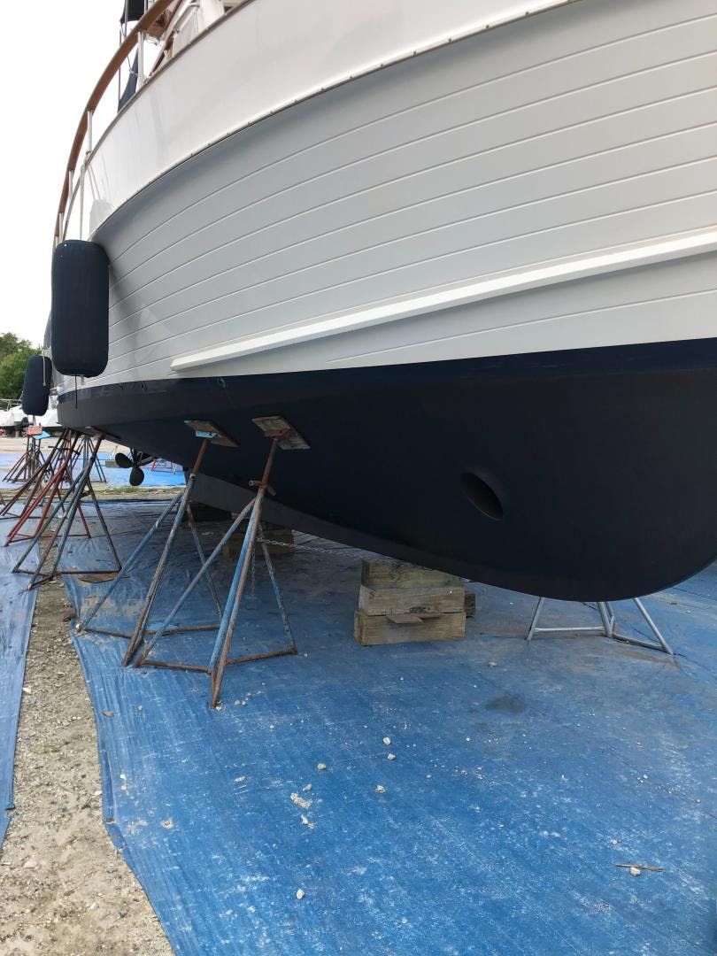 1996 Grand Banks 42' 42' Classic Always Trust Your Cape | Picture 3 of 60