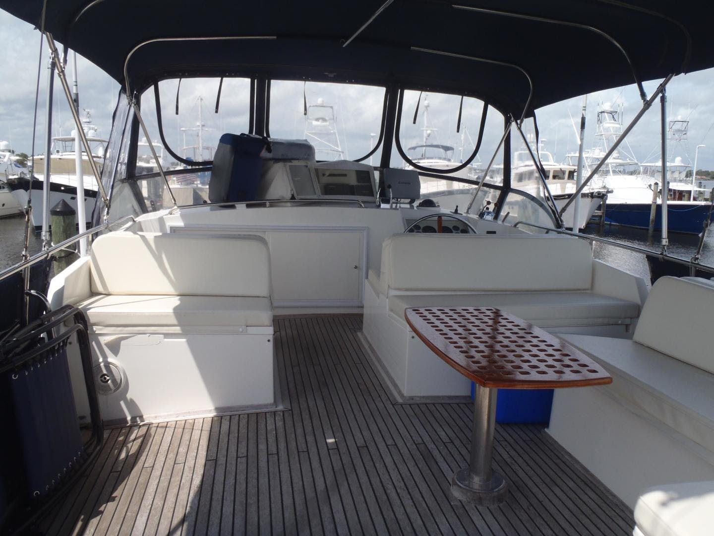 1996 Grand Banks 42' 42' Classic Always Trust Your Cape | Picture 7 of 60