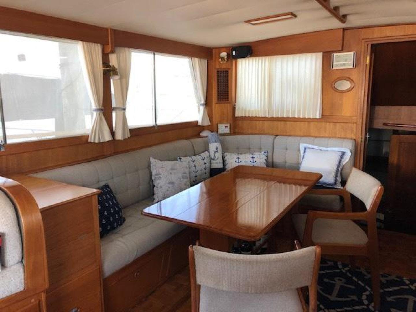 1996 Grand Banks 42' 42' Classic Always Trust Your Cape | Picture 4 of 60