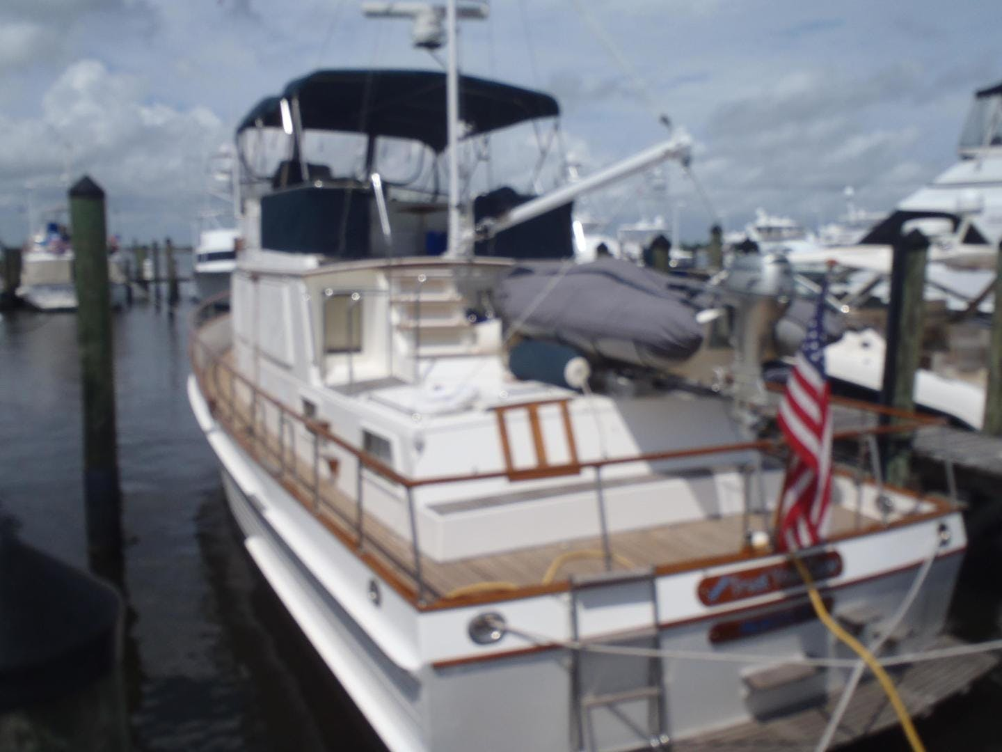 1996 Grand Banks 42' 42' Classic Always Trust Your Cape | Picture 6 of 60