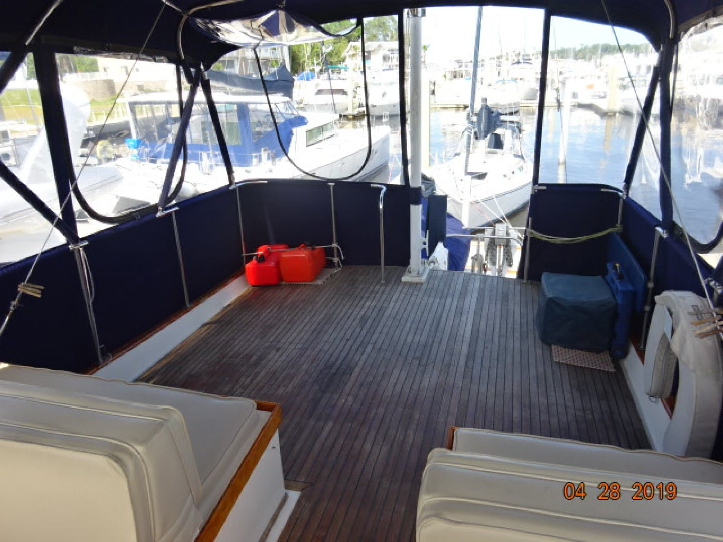 1985 Grand Banks 42' 2 stateroom Classic Kindred Spirit III | Picture 3 of 69