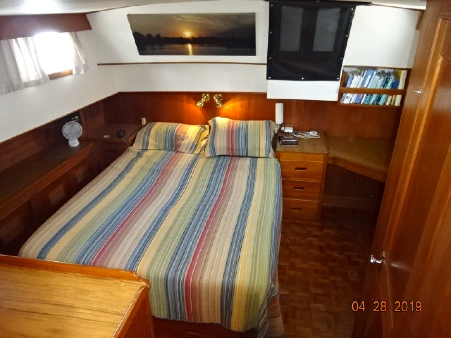 1985 Grand Banks 42' 2 stateroom Classic Kindred Spirit III | Picture 1 of 69