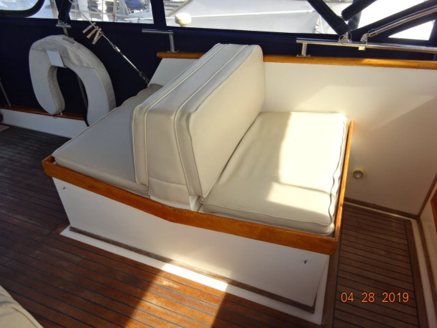 1985 Grand Banks 42' 2 stateroom Classic Kindred Spirit III | Picture 8 of 69
