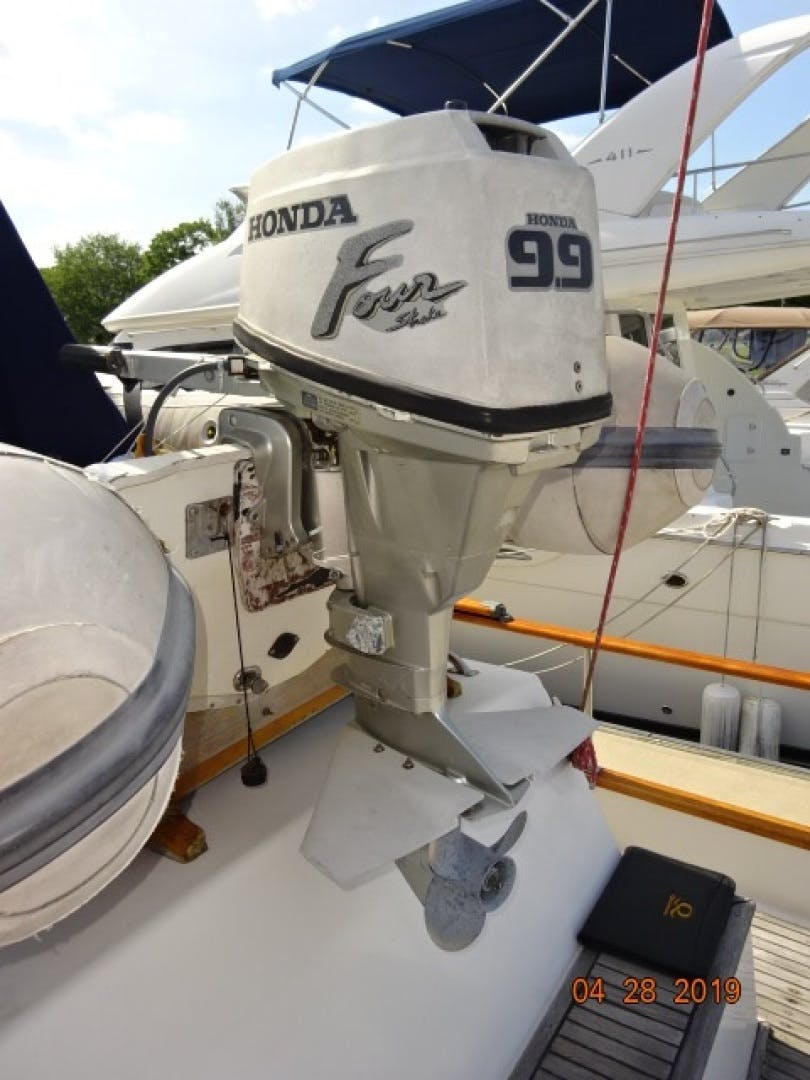 1985 Grand Banks 42' 2 stateroom Classic Kindred Spirit III | Picture 7 of 69