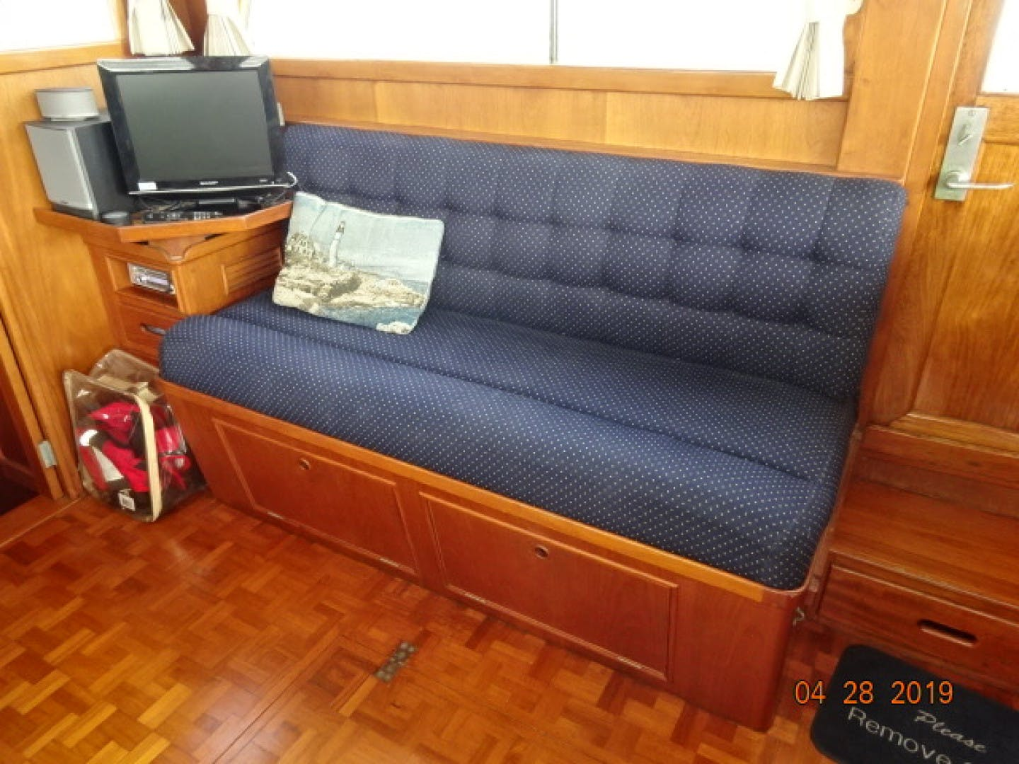 1985 Grand Banks 42' 2 stateroom Classic Kindred Spirit III | Picture 2 of 69
