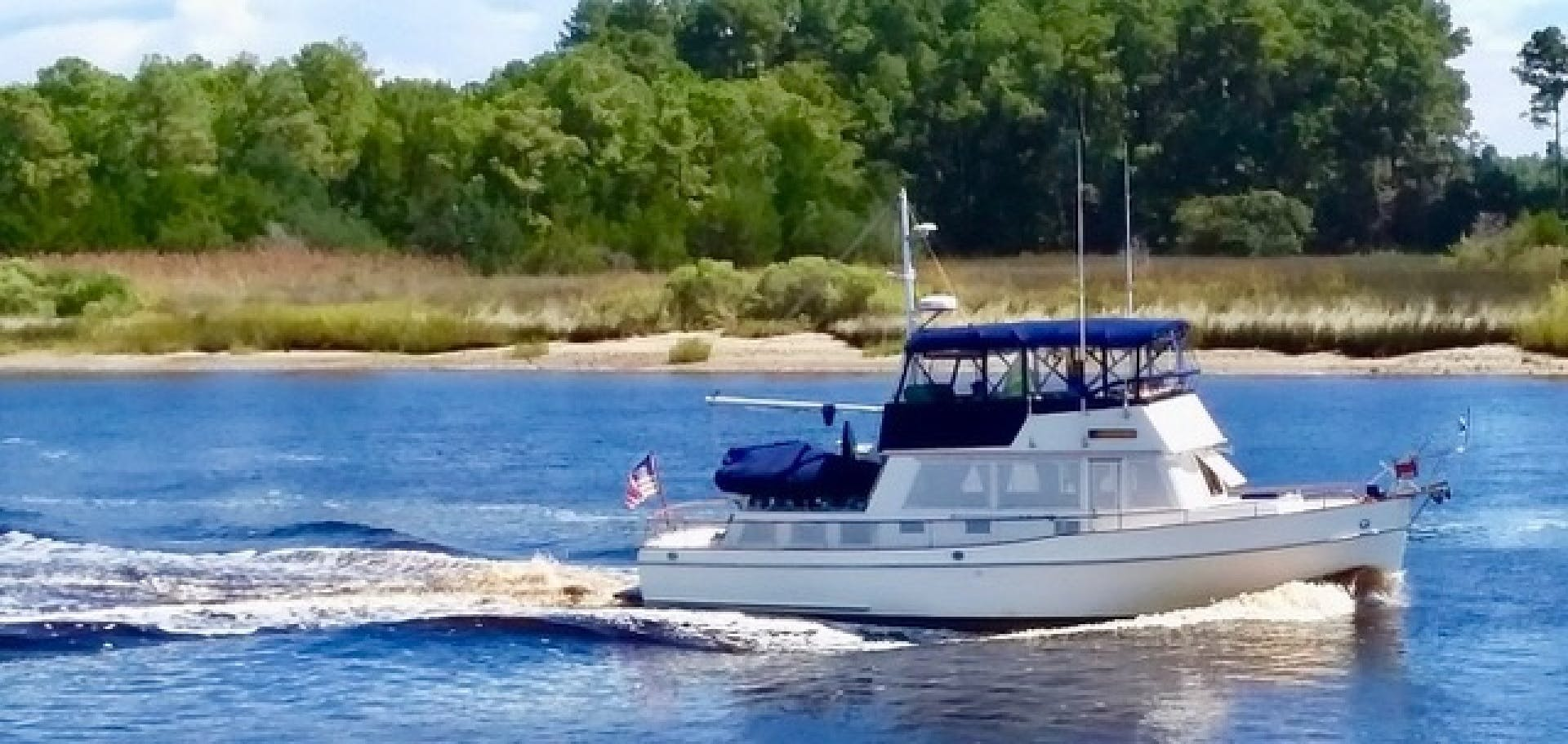 1985 Grand Banks 42' 2 stateroom Classic Kindred Spirit III | Picture 5 of 69