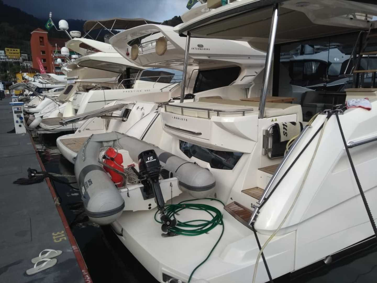 2015 Absolute 52' 52 Fly Pegasus V | Picture 3 of 65