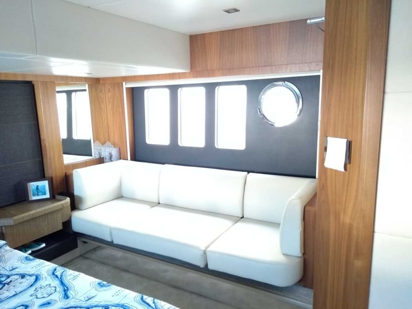 2015 Absolute 52' 52 Fly Pegasus V | Picture 1 of 65