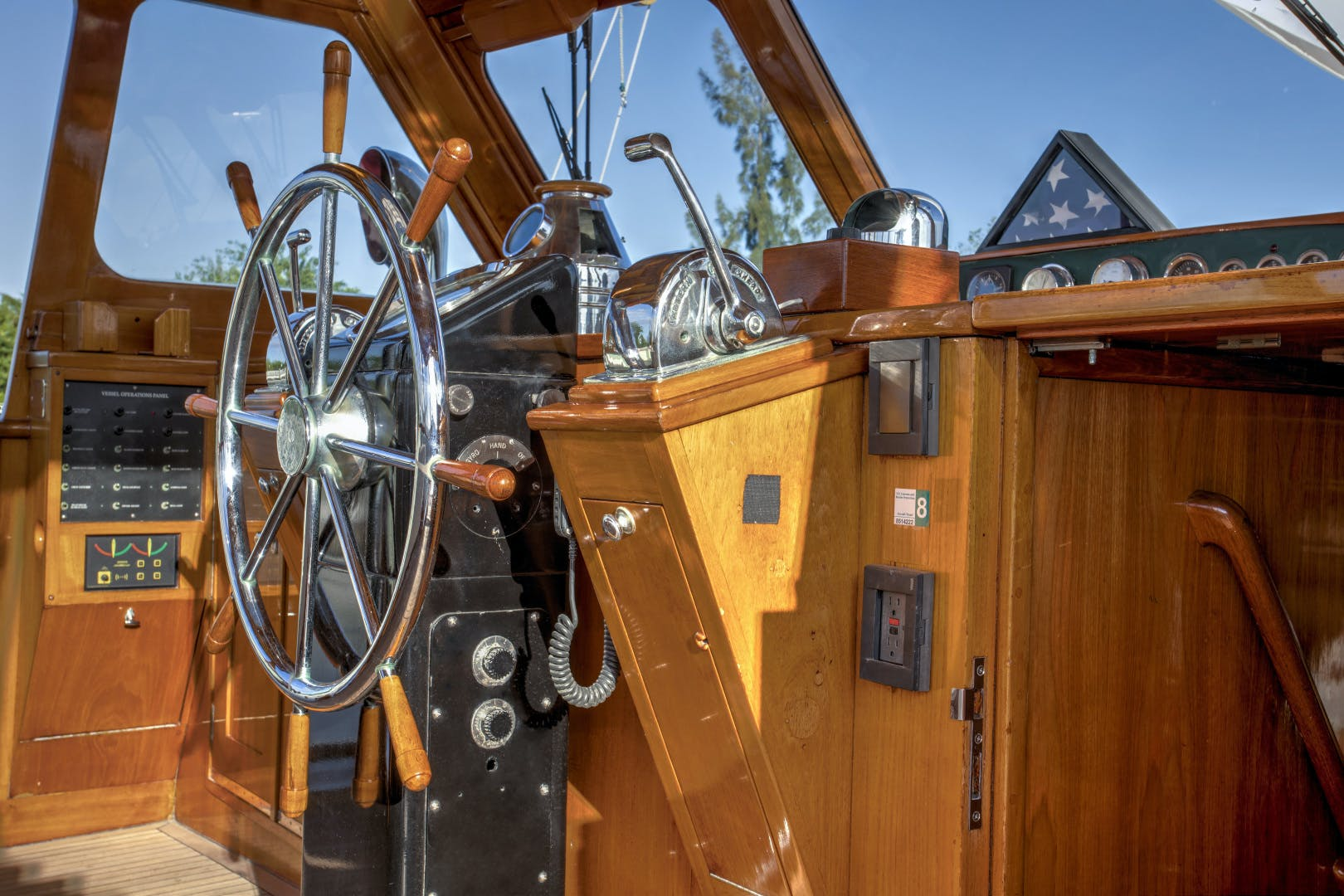 1956 Abeking & Rasmussen 90' Pilothouse Sea Diamond | Picture 5 of 37