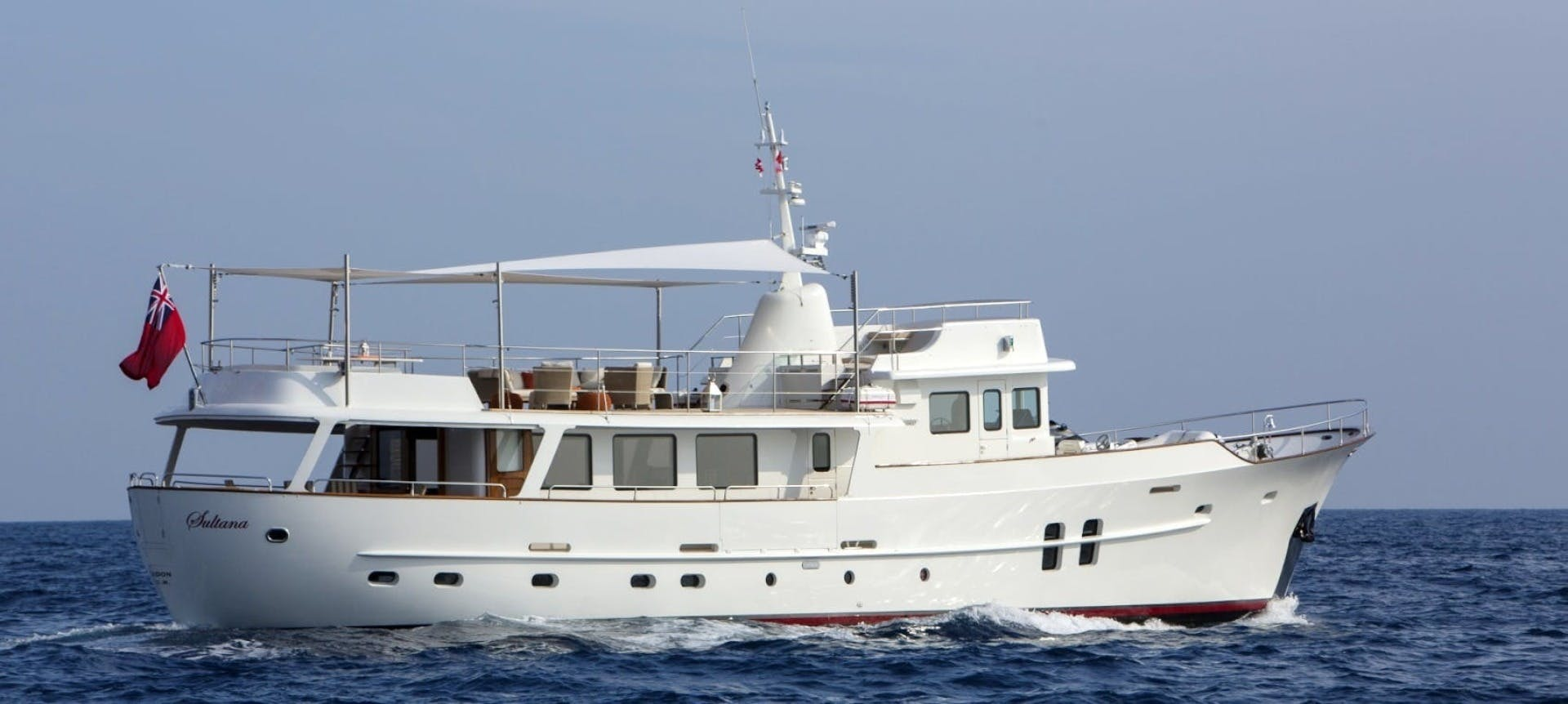 1969 Feadship 84'  SULTANA | Picture 5 of 23