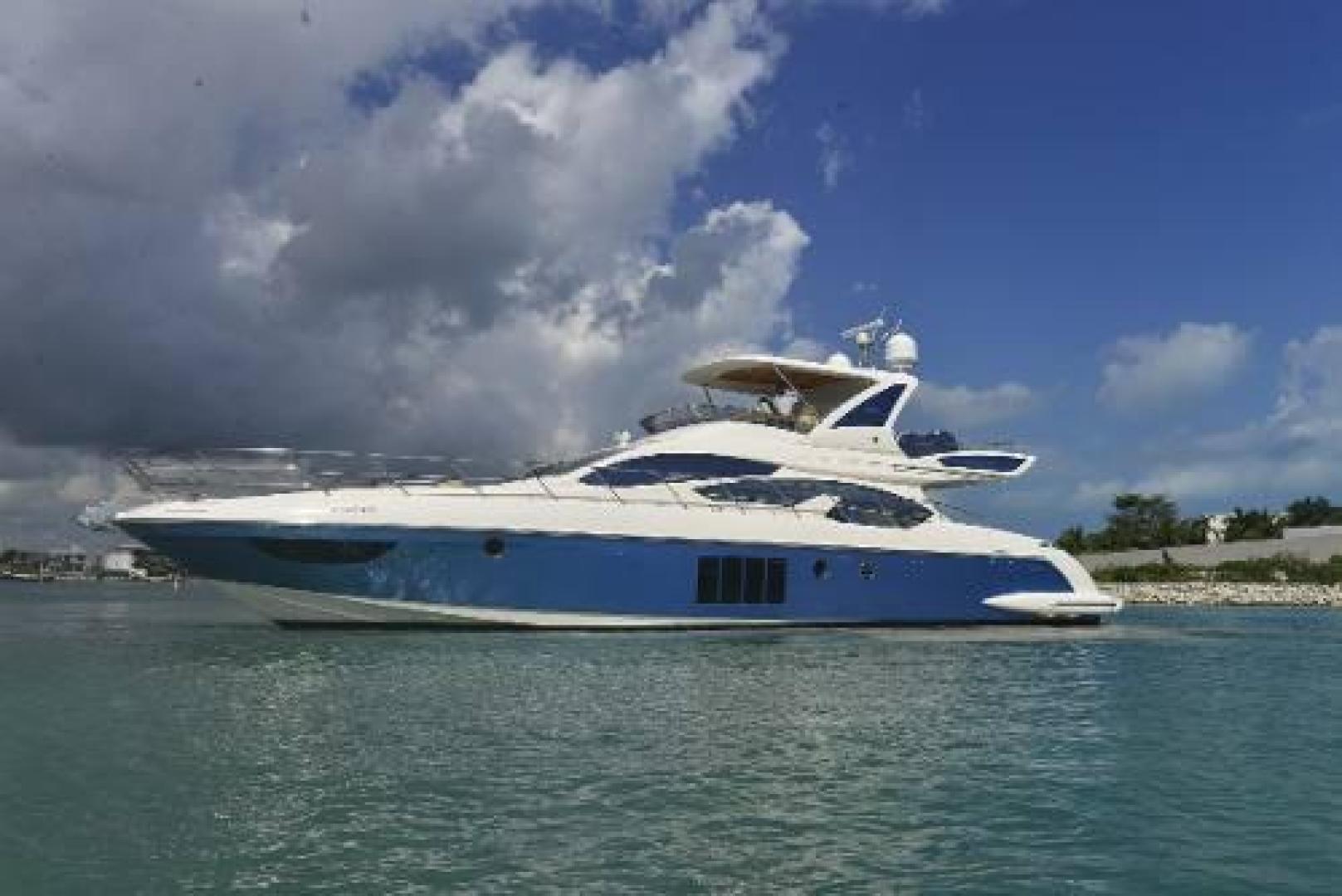 2012 Azimut 64' Flybridge Motor Yacht