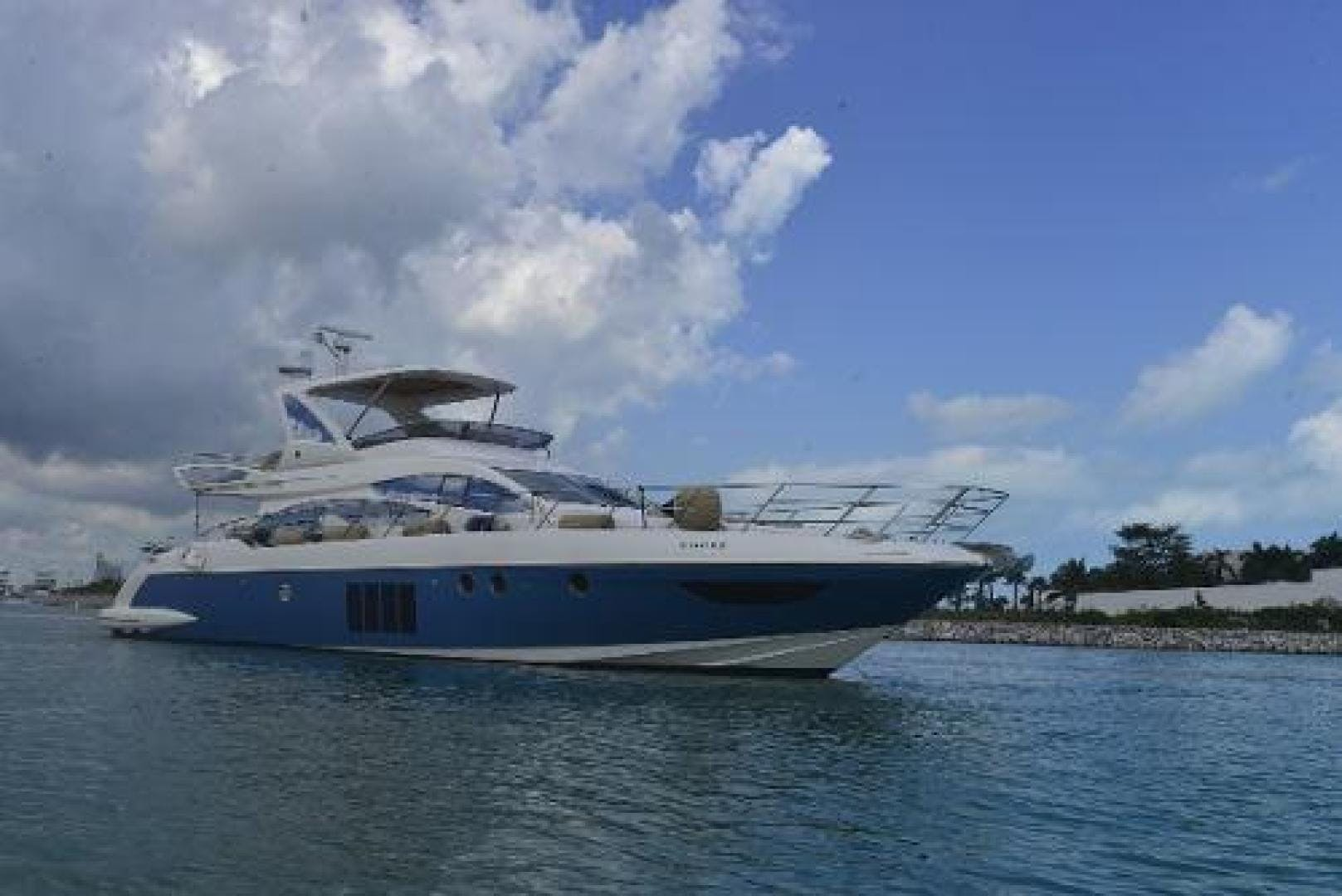 2012 Azimut 64' Flybridge Motor Yacht  | Picture 2 of 15