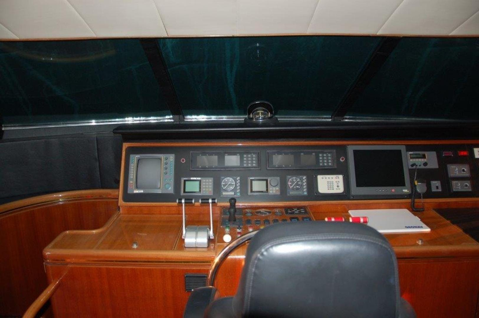 1998 Elegance 70' 70 Motor Yacht  | Picture 7 of 51