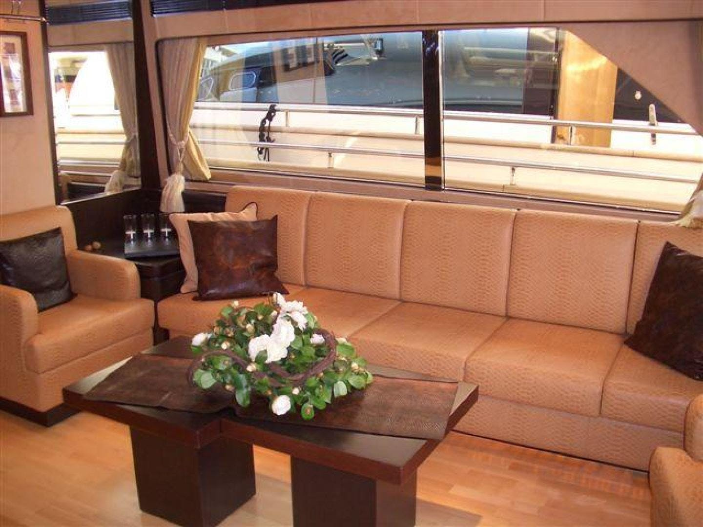 1998 Elegance 70' 70 Motor Yacht  | Picture 6 of 51